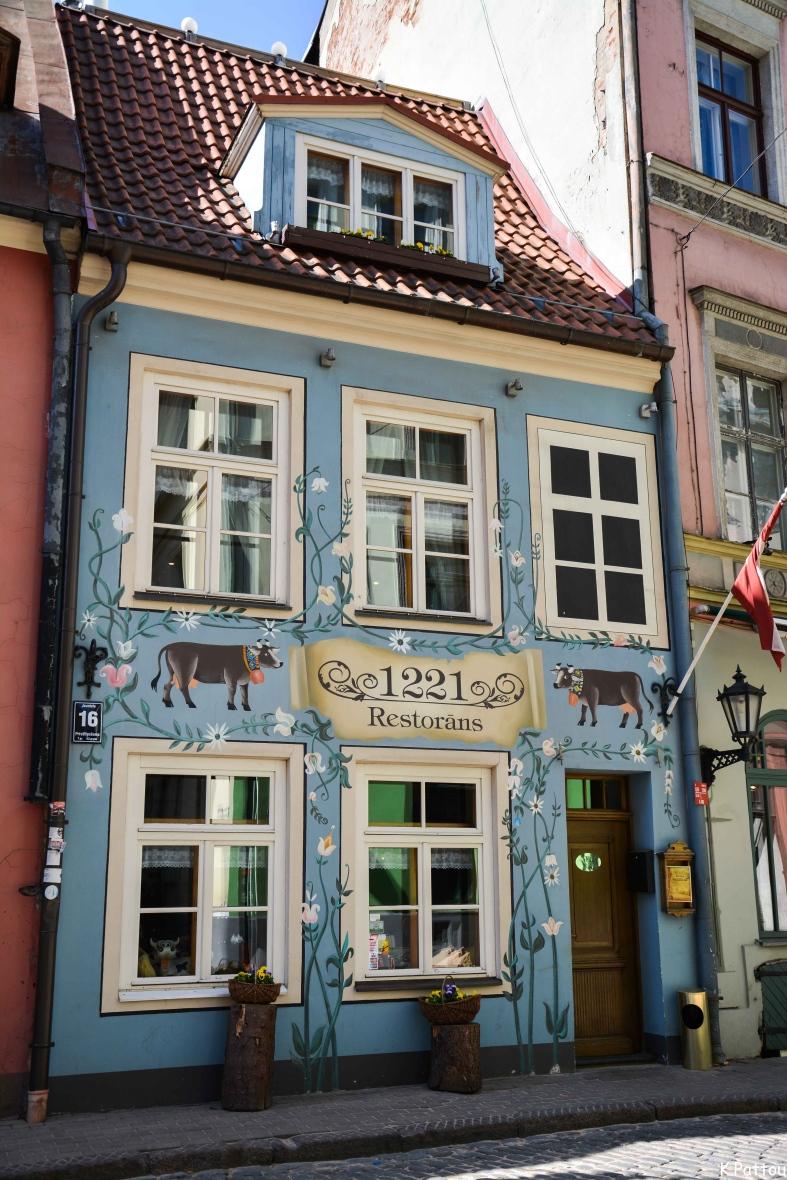 Restaurant Riga