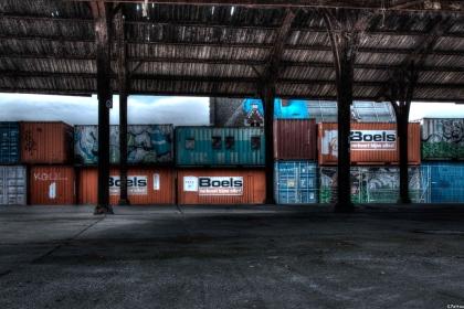 The royal depot.