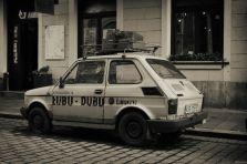 Krakow car ready to go