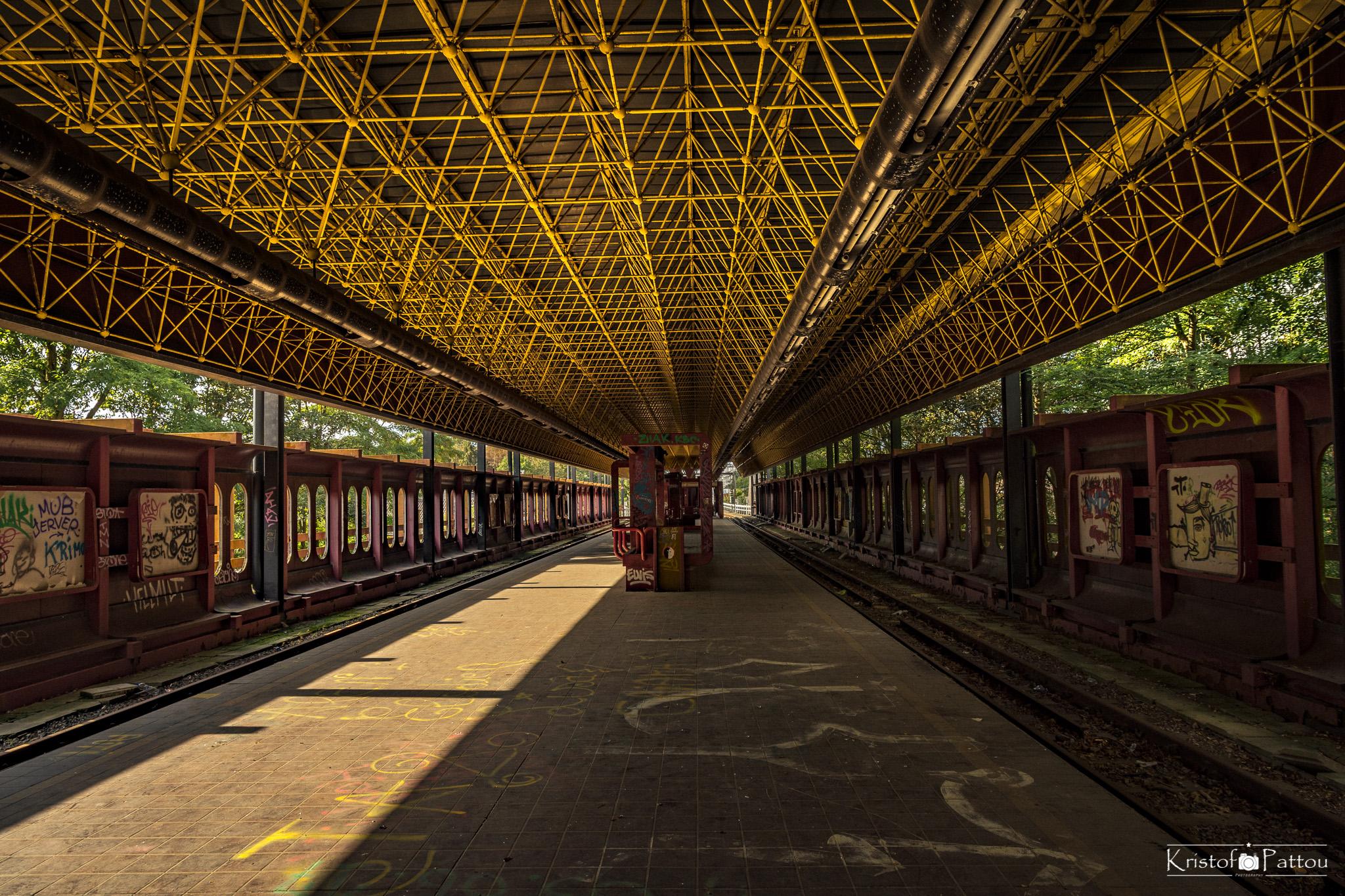 The ghost metro